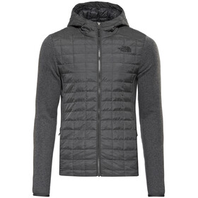 The North Face Thermoball Gordon Lyons Giacca Uomo grigio/nero